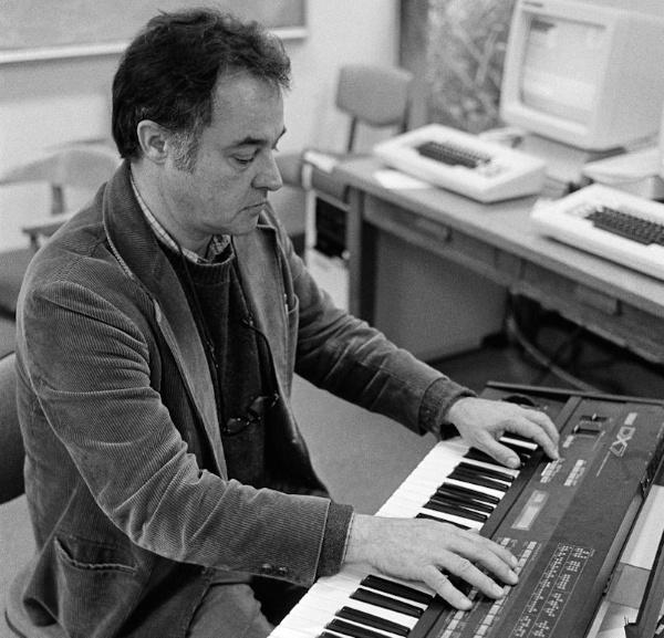 Компьютерное развитие музыки - 16