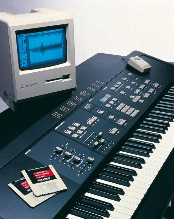 Компьютерное развитие музыки - 5