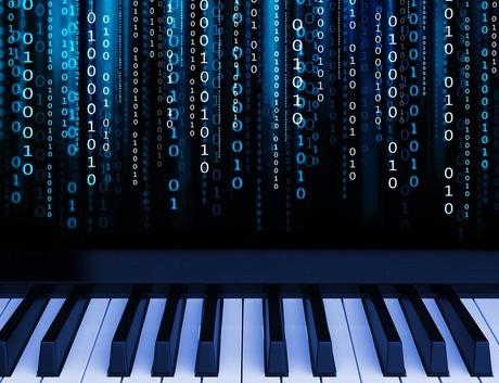 Компьютерное развитие музыки - 1