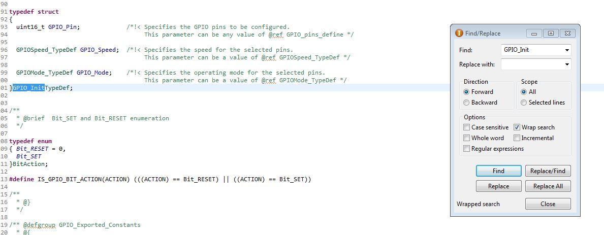 Реализация программного кода для модуля индикации на ILI9341 + STM32. Часть 4.2 - 10