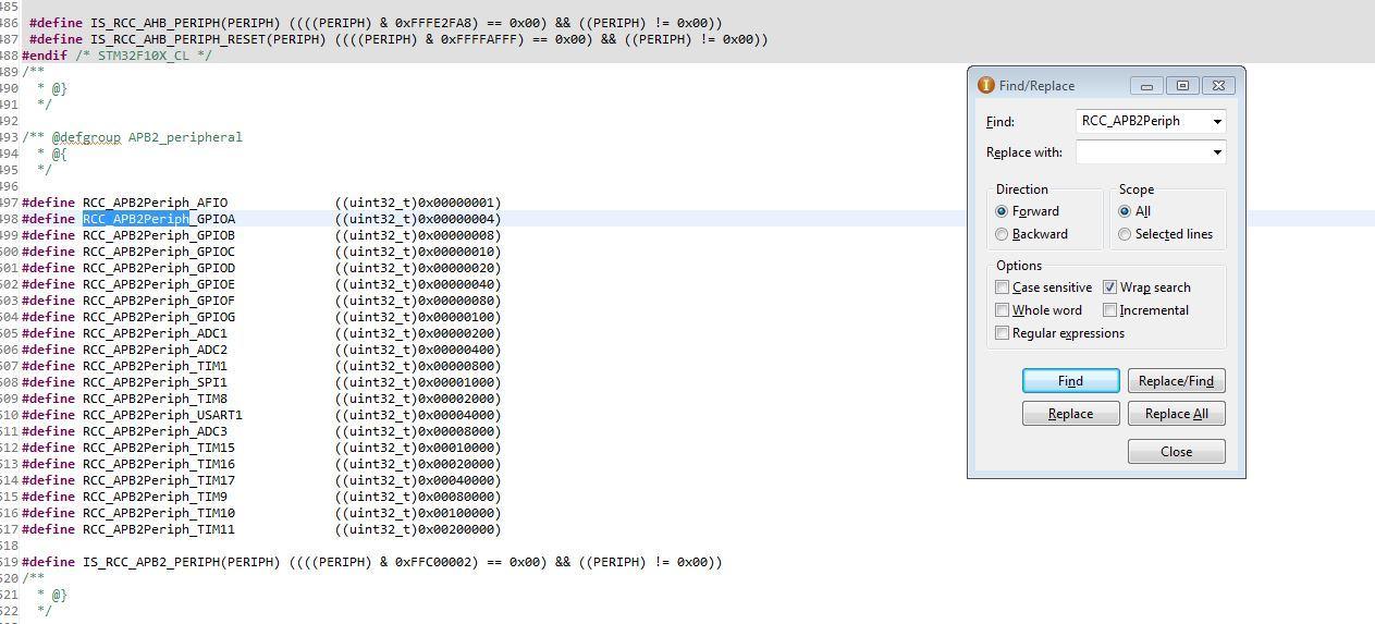 Реализация программного кода для модуля индикации на ILI9341 + STM32. Часть 4.2 - 8