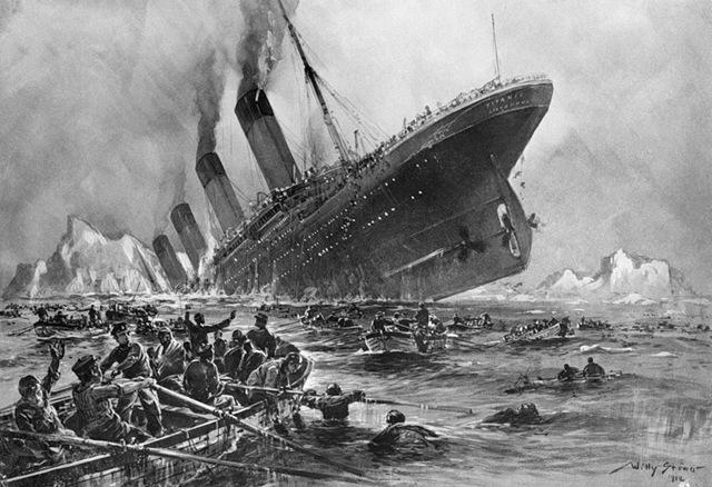 Kaggle и Titanic — еще одно решение задачи с помощью Python - 1
