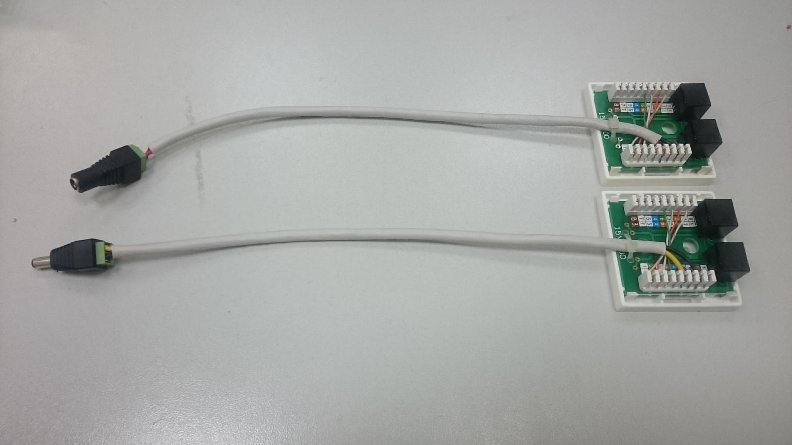 Passive PoE Injector своими руками за 200р - 4