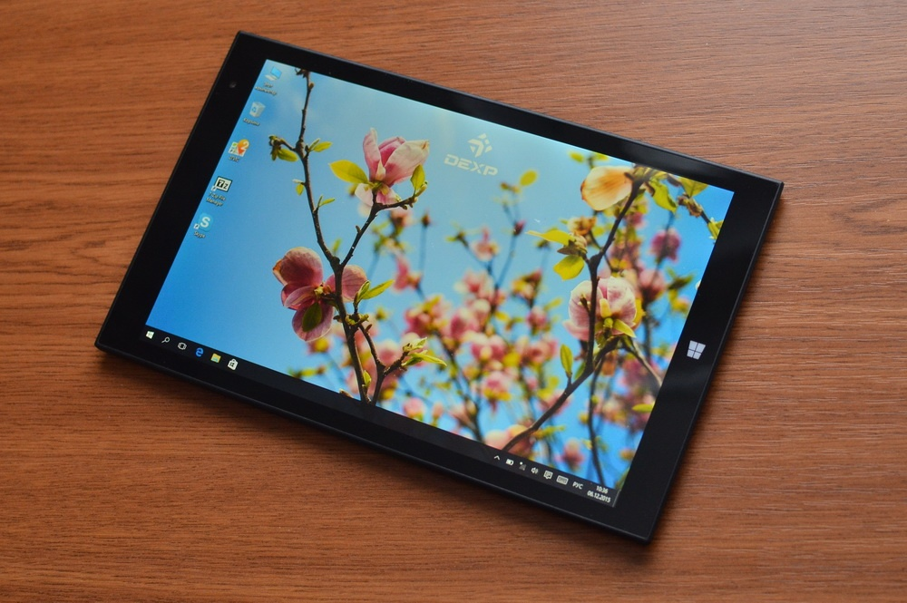 DEXP Ursus KX210i – планшет-трансформер на Windows 10 с процессором Intel® Atom™ - 18