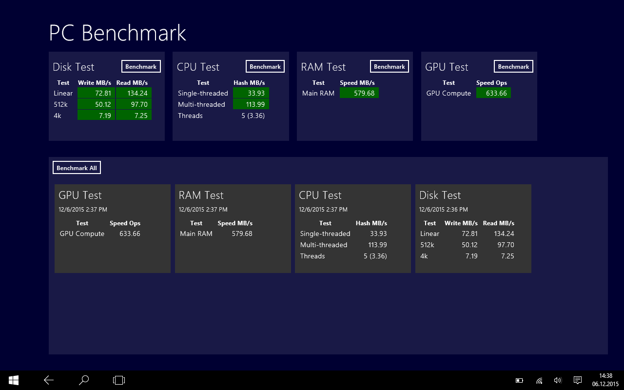 DEXP Ursus KX210i – планшет-трансформер на Windows 10 с процессором Intel® Atom™ - 24