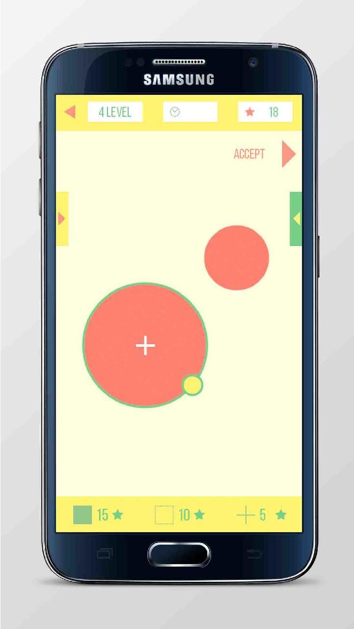 Как я получил первый опыт разработки игры на Android - 10
