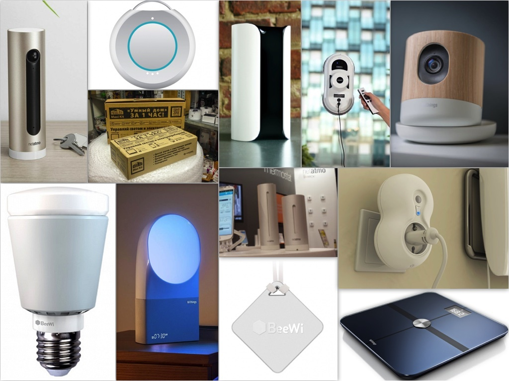 #новогоднийад: Лучшие устройства для умного дома - 1