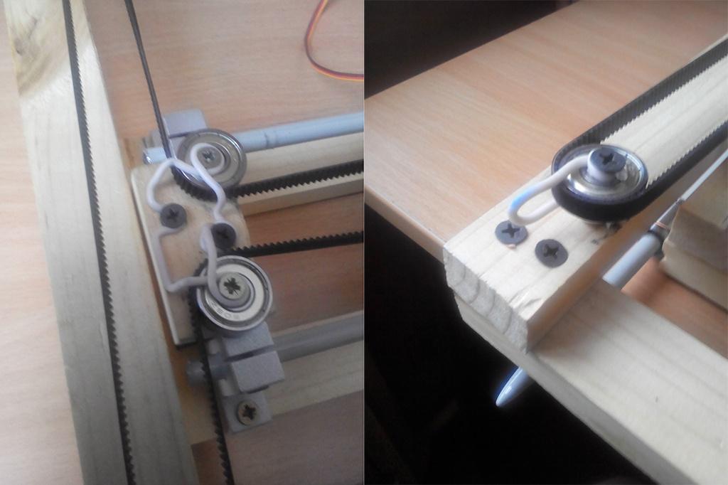 Самодельный дешевый Dotwork-принтер - 6