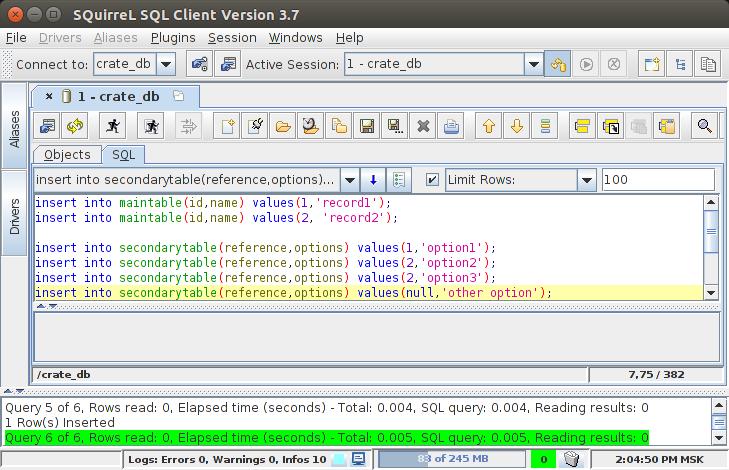 SQL JOIN, Elasticsearch и установка из binary repository manager - 7