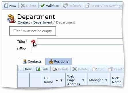 Релиз компонентов DevExpress .NET, HTML5-JS и VCL v2015.2 - 18