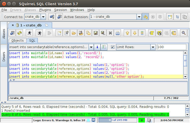 JOIN the dark side of the SQL - 7