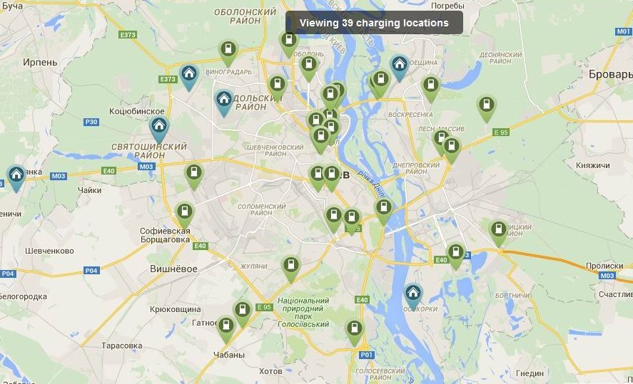 В Украине электромобилизация идет полным ходом: за год количество электрозарядных установок выросло в 10 раз - 2