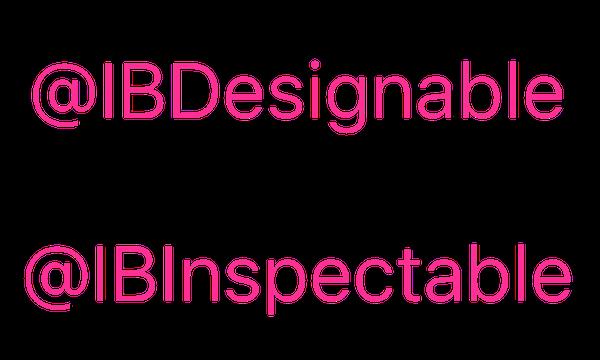 Магия IBDesignable или расширяем функциональность Interface Builder в Xcode - 1