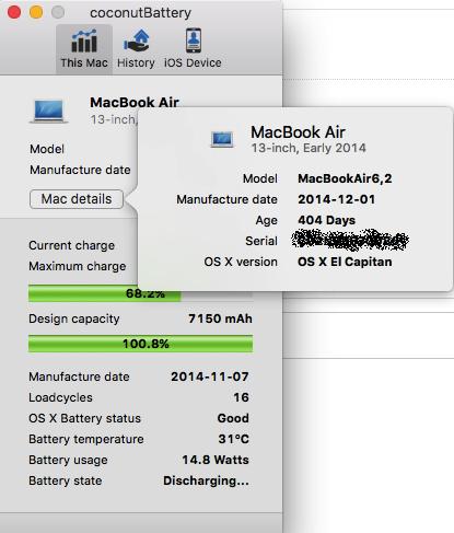 Купив MacBook у официального поставщика, можно остаться без официальной гарантии Apple. UPD. Но я добился успеха - 5