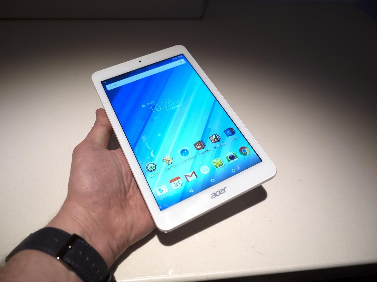 Acer на CES 2016: мониторы, планшеты, игровые ноутбуки и ультрамобильный трансформер - 10