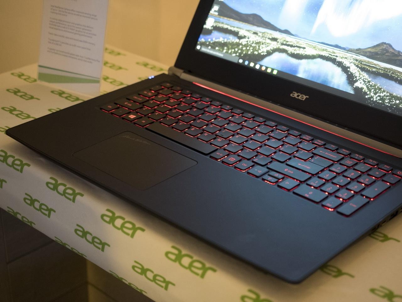 Acer на CES 2016: мониторы, планшеты, игровые ноутбуки и ультрамобильный трансформер - 25