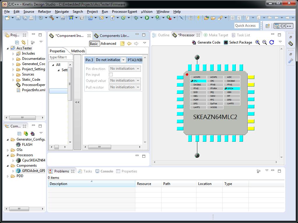 Технология программирования ARM Cortex-M0+ - 10