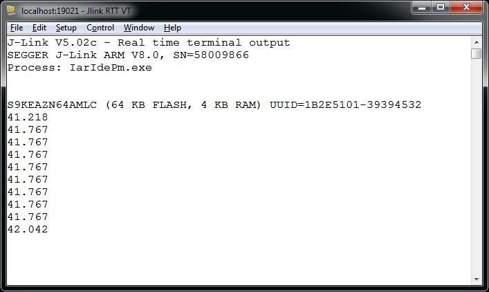 Технология программирования ARM Cortex-M0+ - 22