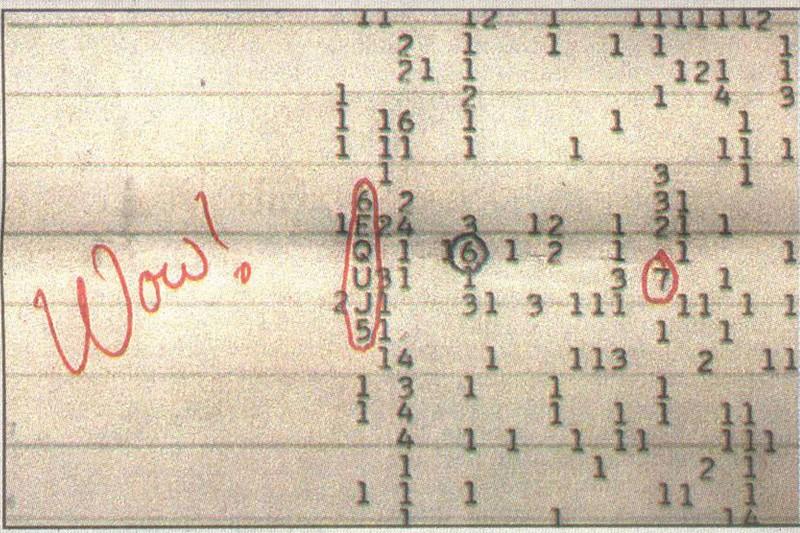 Источником сигнала Wow! могли быть кометы, а не инопланетяне - 1