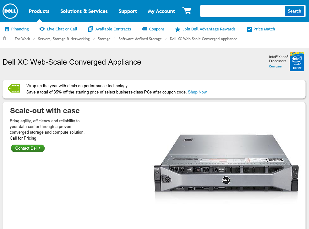 OEM-партнеры Nutanix: Dell и Lenovo - 3