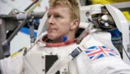 Британскому астронавту пришлось прервать выход в открытый космос