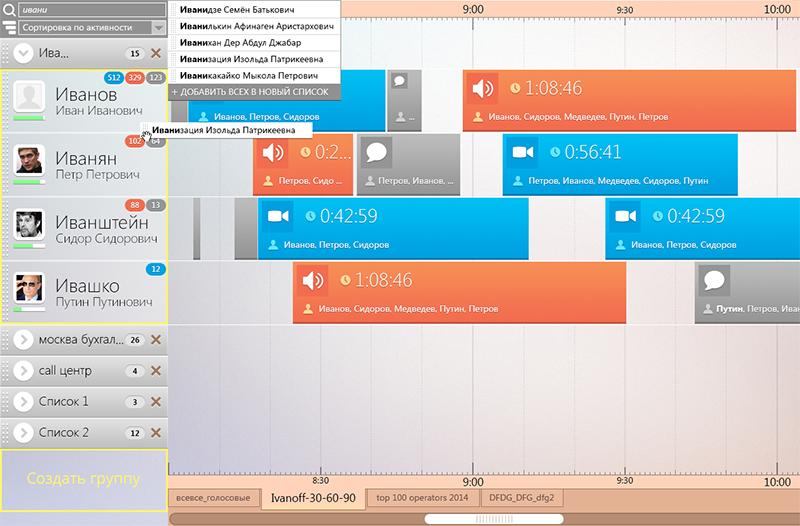 По UI мотивам недалёкого прошлого или визуализация системы с нуля - 12