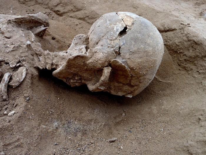 Массовые убийства эпохи Голоцена - 1