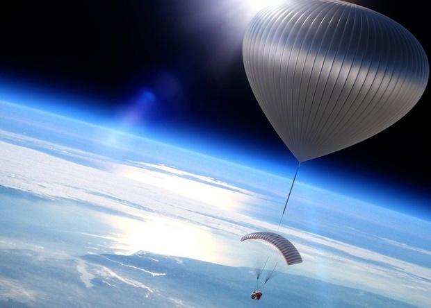 В стратосферу на воздушном шаре — новый вид «космического» туризма - 2