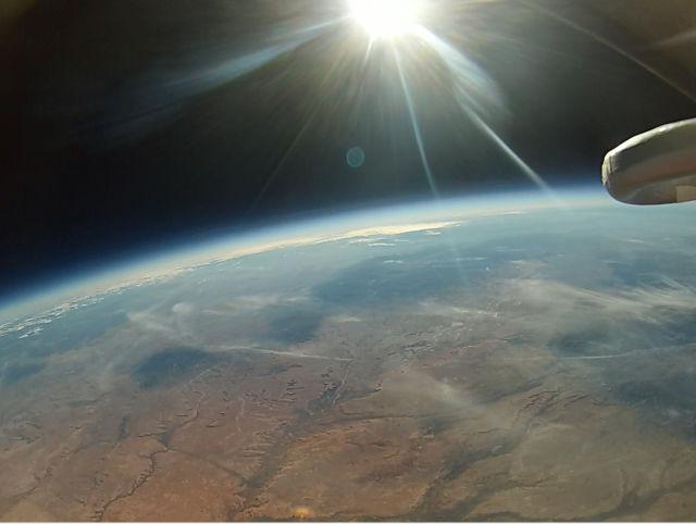 В стратосферу на воздушном шаре — новый вид «космического» туризма - 1