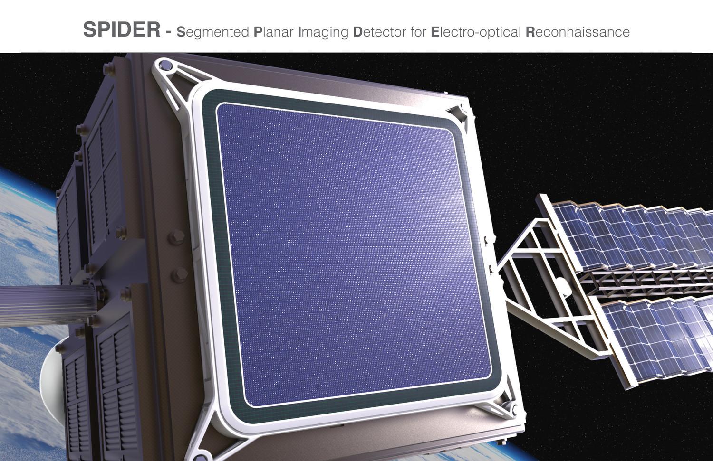 Lockheed Martin разрабатывает революционный плоский телескоп на фотонных чипах - 1