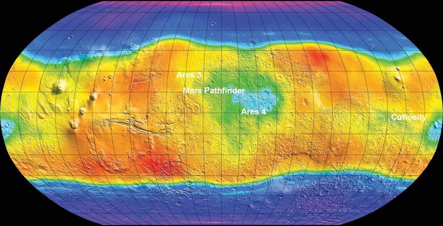 Разбор «Марсианина»: Марс, наука, политика - 10