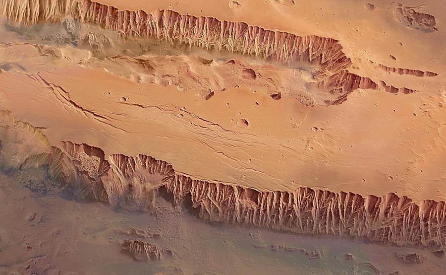 Разбор «Марсианина»: Марс, наука, политика - 14
