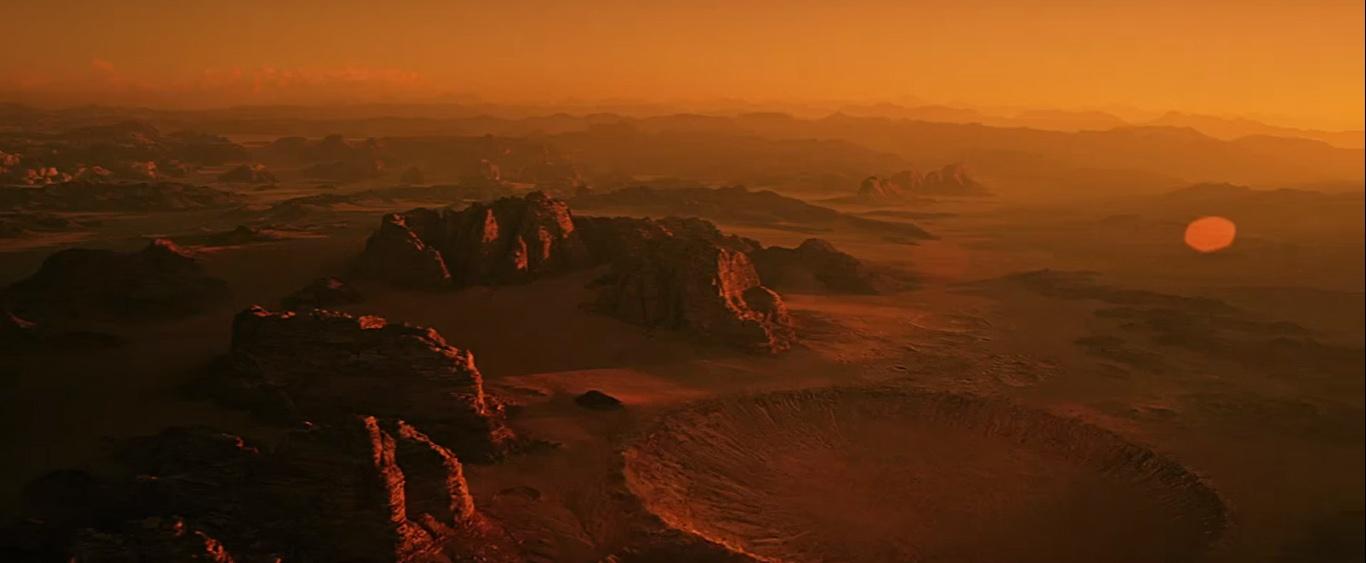 Разбор «Марсианина»: Марс, наука, политика - 8