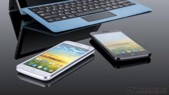 Kruger&Matz Move 5. Недорогой смартфон с HD экраном 5″