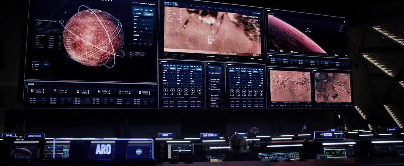 Разбор «Марсианина»: техника - 11