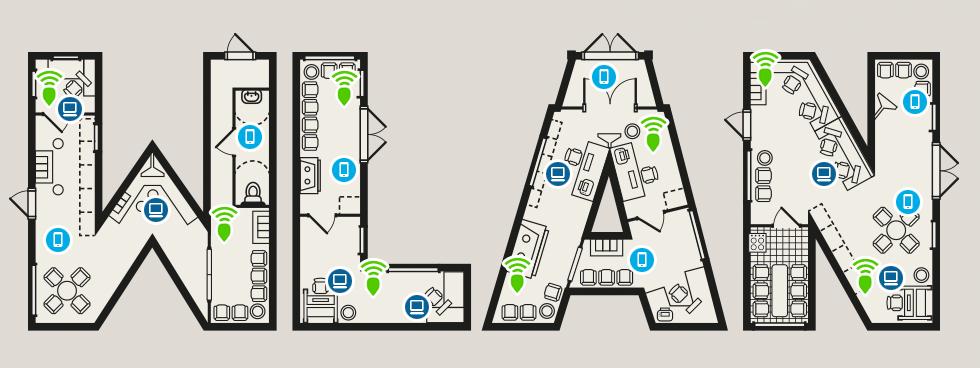 Архитектура WLAN: что выбрать? - 1