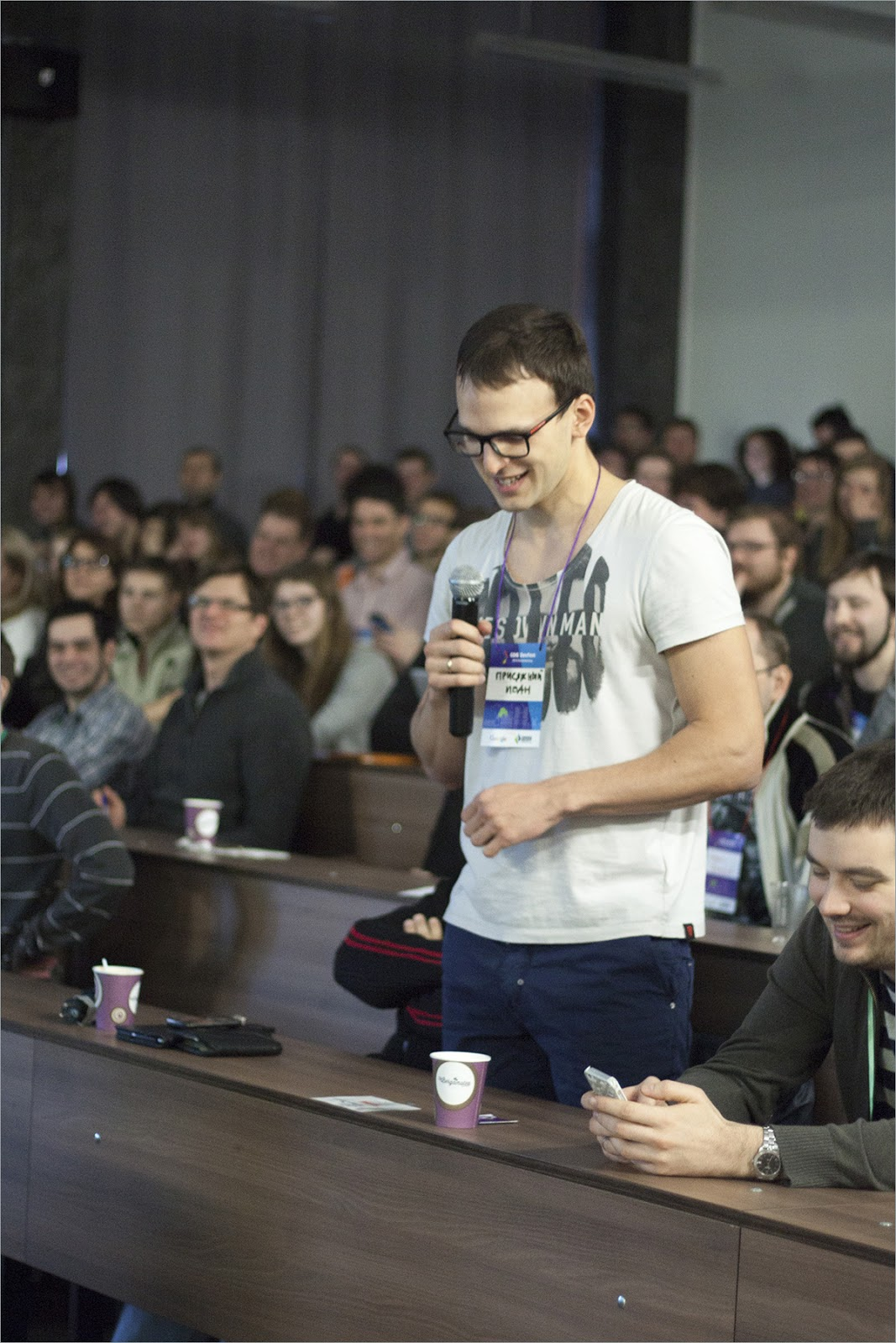 DevFest Калининград-2015: фотоотчёт - 10