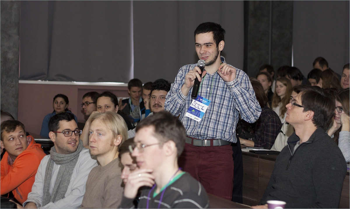 DevFest Калининград-2015: фотоотчёт - 11