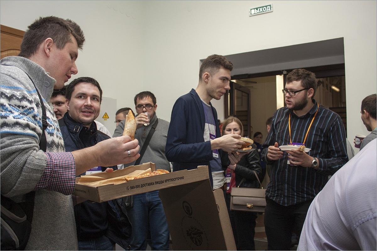 DevFest Калининград-2015: фотоотчёт - 16