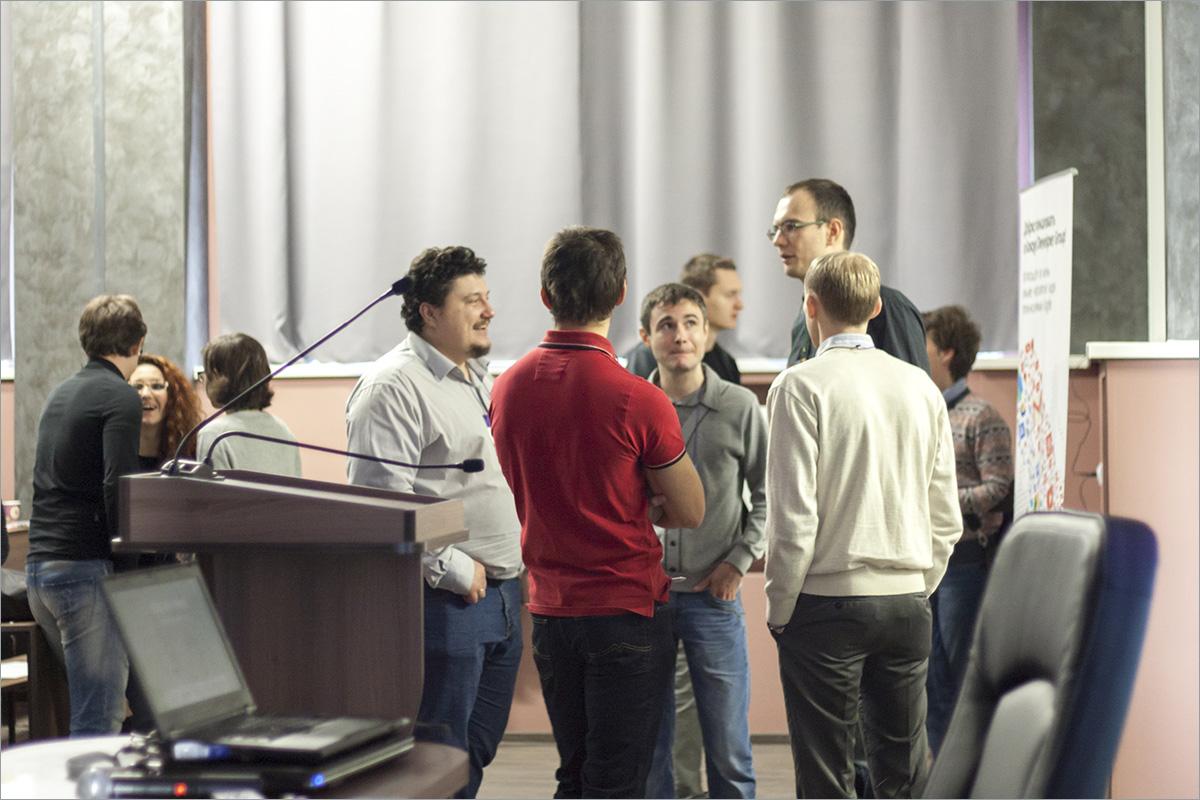 DevFest Калининград-2015: фотоотчёт - 20