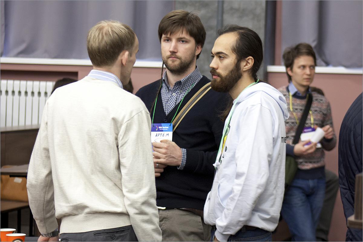 DevFest Калининград-2015: фотоотчёт - 22