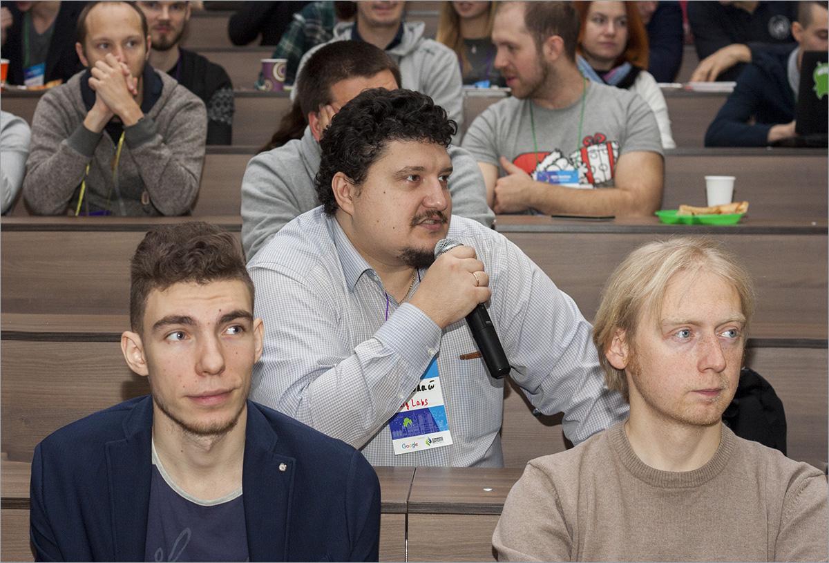 DevFest Калининград-2015: фотоотчёт - 24