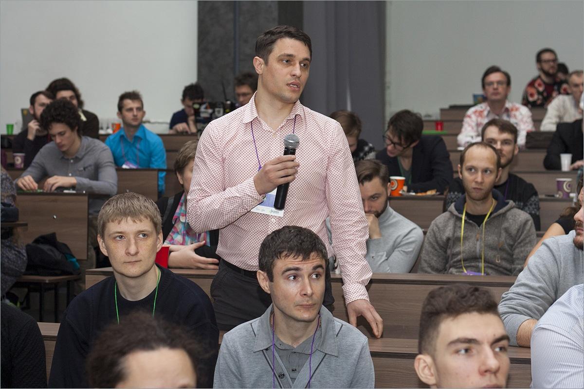 DevFest Калининград-2015: фотоотчёт - 25
