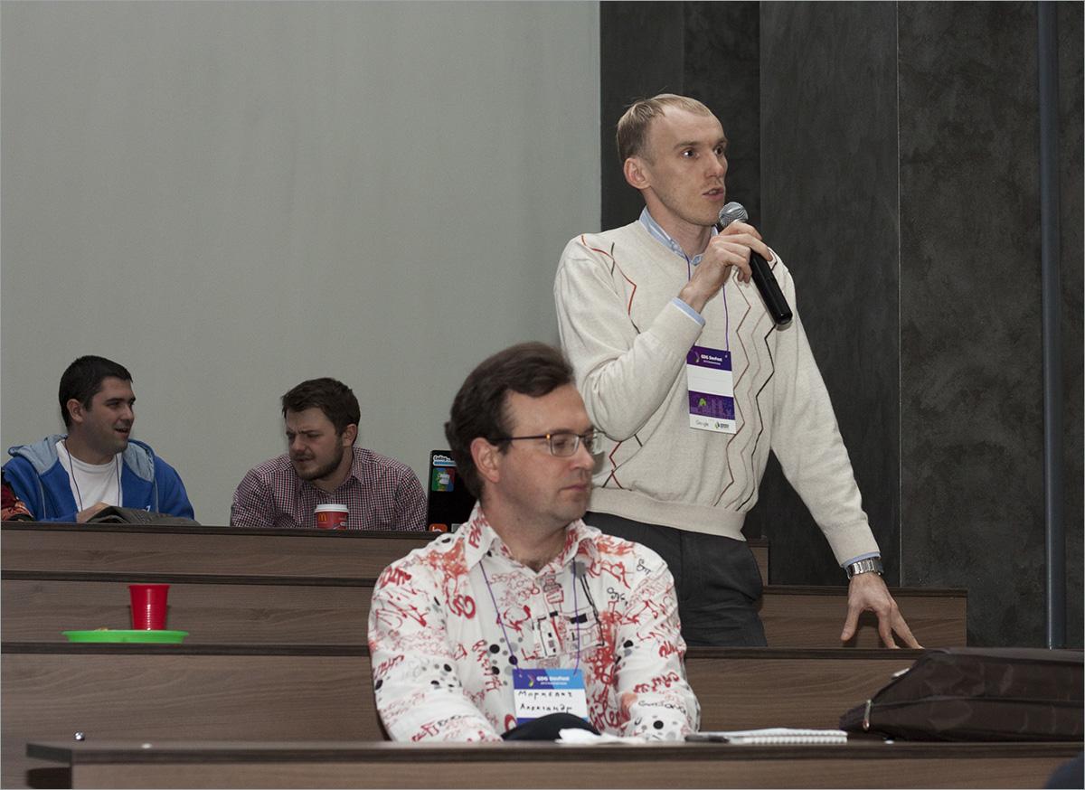 DevFest Калининград-2015: фотоотчёт - 28