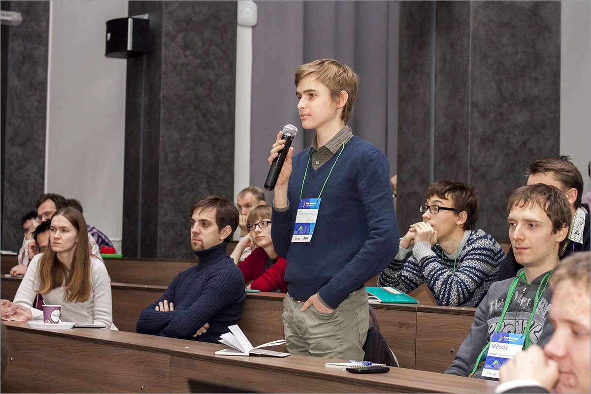 DevFest Калининград-2015: фотоотчёт - 31