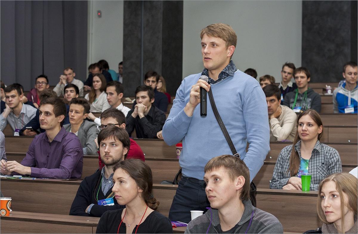 DevFest Калининград-2015: фотоотчёт - 34