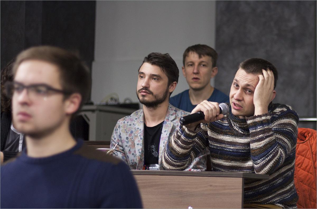 DevFest Калининград-2015: фотоотчёт - 35