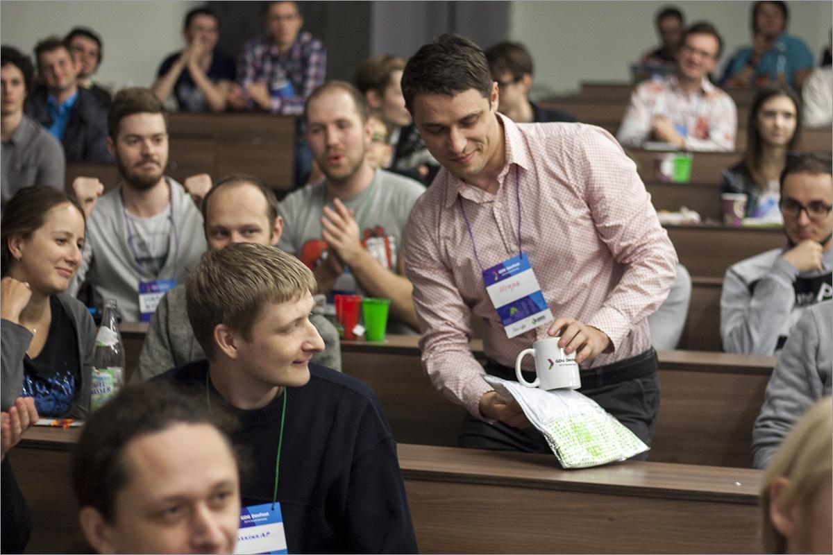 DevFest Калининград-2015: фотоотчёт - 36