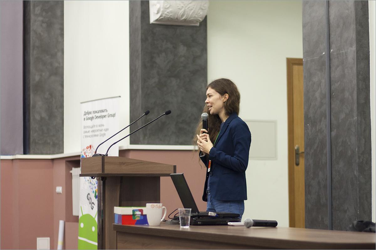DevFest Калининград-2015: фотоотчёт - 8