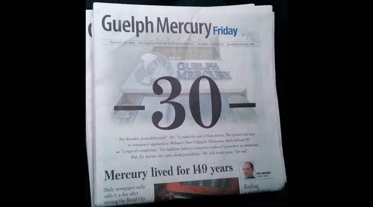 История числа «30» в закрытии медиа: неслучайное совпадение - 1